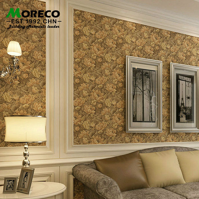 online shop moreco-luxury&vintage royal europe style wallpaper