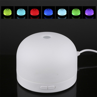Mini USB Battery Colorful Night Light Essential Oil Aroma Diffuser With A Interal Fan 85mm 85MM