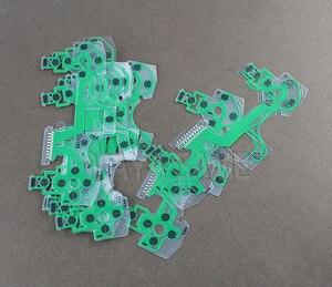 Image 1 - JDS 055 JDS 055 5,0 проводящая пленка для контроллера пленка запасная часть для Sony Playstation 4 PS4 Pro клавиатуры ленточный кабель для печатной платы