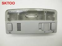 SKTOO Grey Or Beige Reading Lights Dome Lamp Interior Light FOR Volkswagen Passat B5 Golf 4