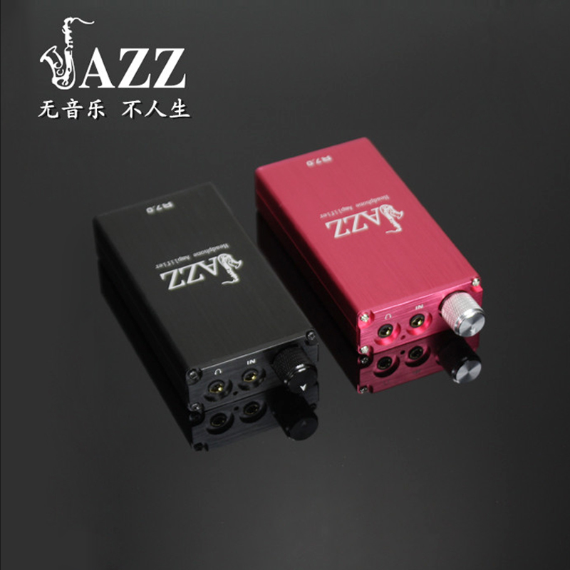 Hot JAZZ R7.0 Protable Amplificatore Febbre HIFI Cuffia Amplificatore di