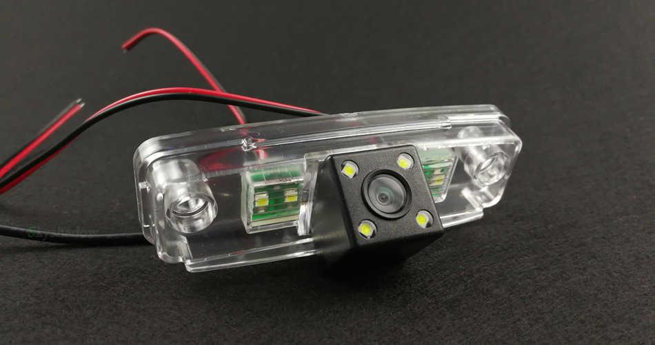 Автомобильная CCD ночного видения HD рыбий глаз 4 8 12 Светодиодный камера заднего вида Беспроводная парковка для Subaru Forester Outback Impreza Sedan Legacy