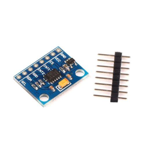 GY-291 Sensor Module For Arduino ADXL345 Digital Three-axis 3-Axis Acceleration Of Gravity Tilt Module IIC SPI 3-5v