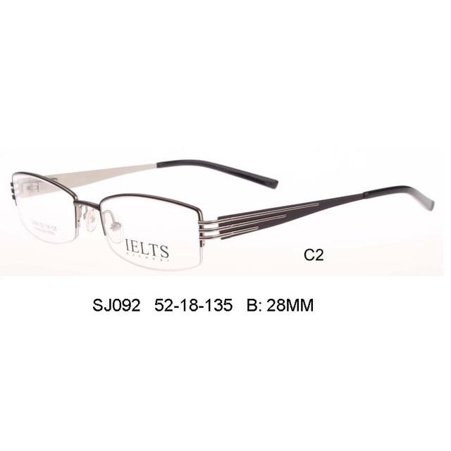 ce0a7c30a4 free shipping metal vintage eyeglasses women famous branded design men glasses  frame high eye glasses frames