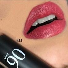 30 Colors Matte Velvet Lipstick Sexy Red Pink Lip Batom Brands Lip Gloss Stick Best Long Lasting Red Matte Lipstick Nude Makeup