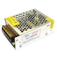12 V 5A LED Şerit Güç kaynağı 60 W led 12vdc Anahtarlama güç kaynağı, DC12V led adaptörü E8 adaptörü 220 V DC 12 V