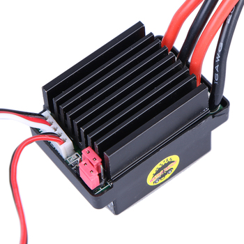 цена на ESC 320A Speed Controller High Voltage Durable Professional Brushed Motor Accessories For RC Boat Car Replacement Easy Use Hobby