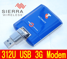 AirCard 312U 3G 4G LTE HSPA+/HSDPA 42 Mbps GSM Mobile Broadband USB 3G Modem Wireless Dongle XP, Vista, W 7, Mac OS X