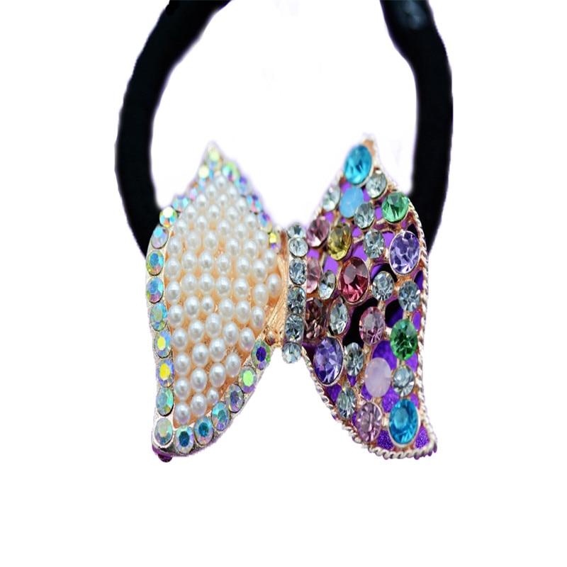 ツ)_/¯2018 nueva moda Hairband diadema de perlas arco Accesorios de ...
