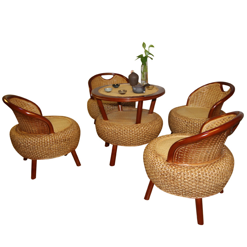 100% Handmade rattan chair set rattan furniture rattan sofa living room furniture small outdoor/indoor rattan sofas Dining chair home rattan sofa set furniture wicker sofa set for living room