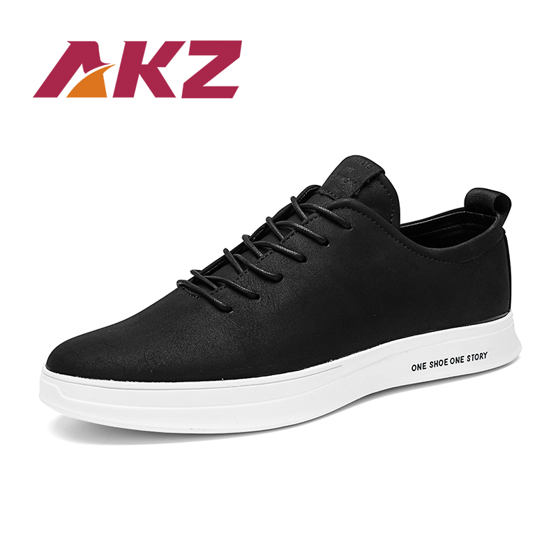AKZ Brand Men Casual shoes 2018 New Spring Summer shoes High Quality  - Men's Shoes
