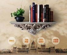 Creative simple modern european-style living room kitchen floor rack wall hanging bracket decoration