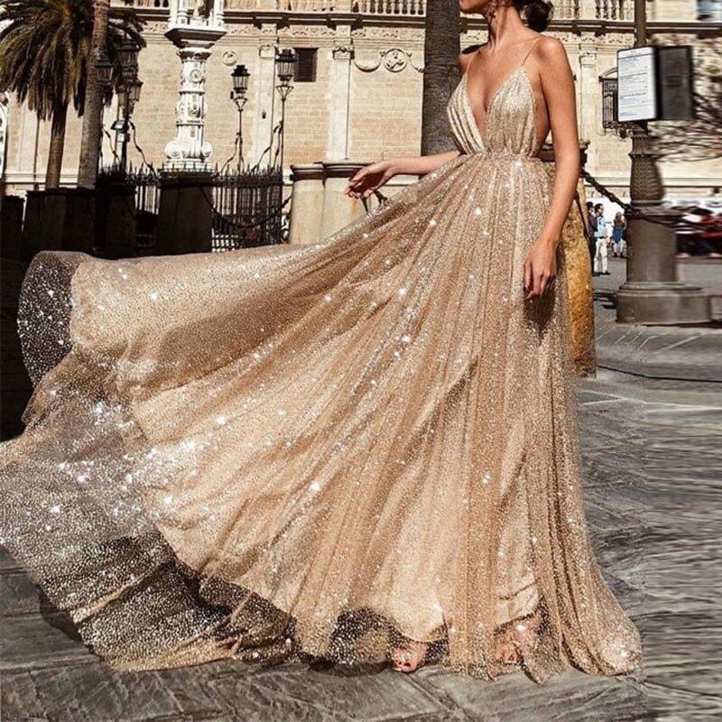 d159d3edc73d289 Это YiiYa на одно плечо вечернее платье пикантная обувь; цвет фиолетовый;  Вечерние ...