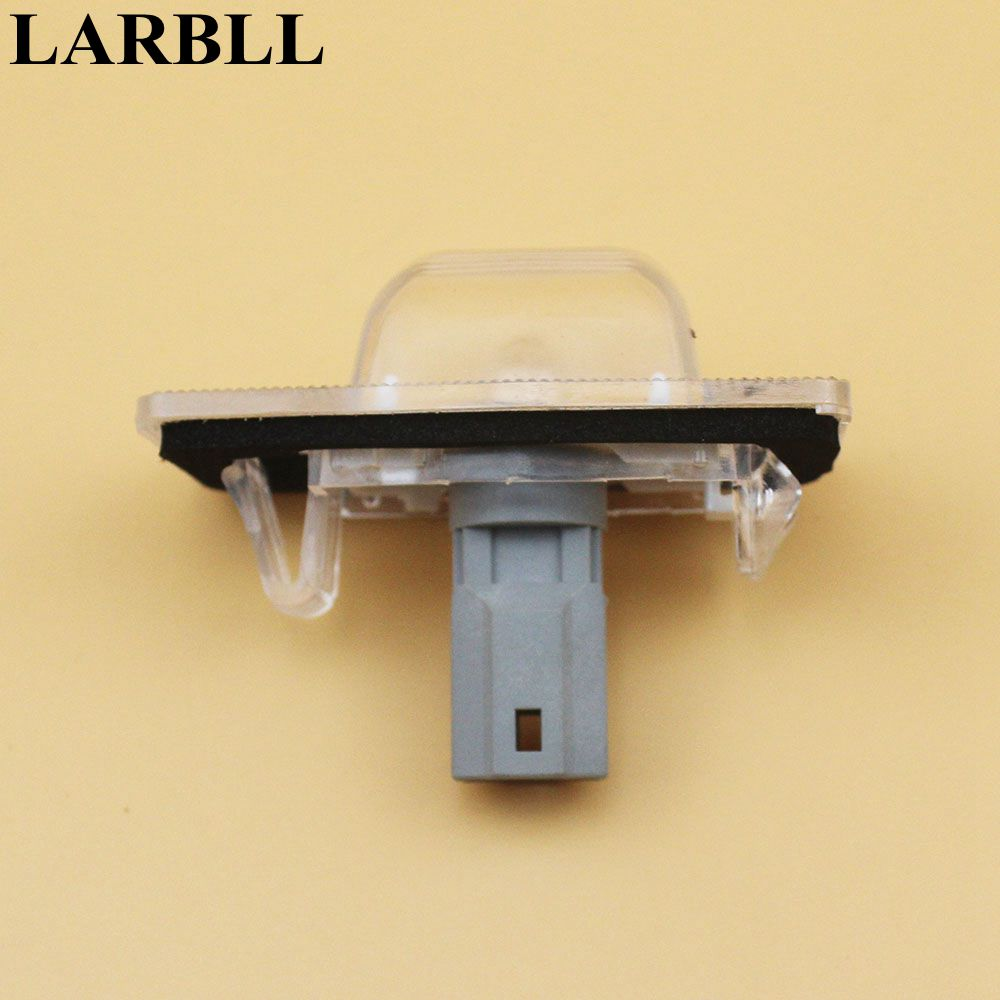LARBLL New License Plate Lamp Tail Light for Mazda Familia 323 Protege BJ 98-03 Miata NC1051270B smaart v 7 new license