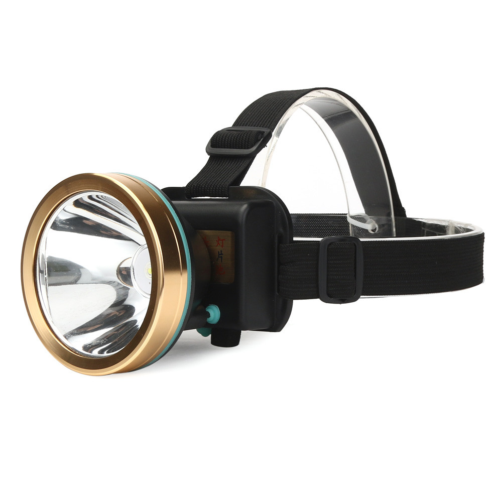LED Headlamp Head Lamp Waterproof Rechargeable Headlight