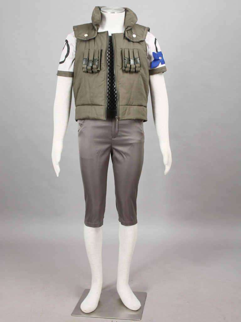 NARUTO Nara Shikamaru Cosplay kostium