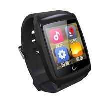 Freies verschiffen U18 WiFi Smart Uhr Sport Pedometer Bluetooth wrist smartwatch Smart telefon für Android smartphone