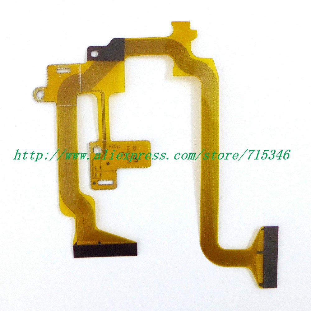 NEW LCD Flex Cable For JVC JY-HM85 GZ-HM448 HM670 GZ-HM650 GZ-E208 HM445 HM85 HM448 HM650 HM30 E208 E200 E10 E308 Video Camera