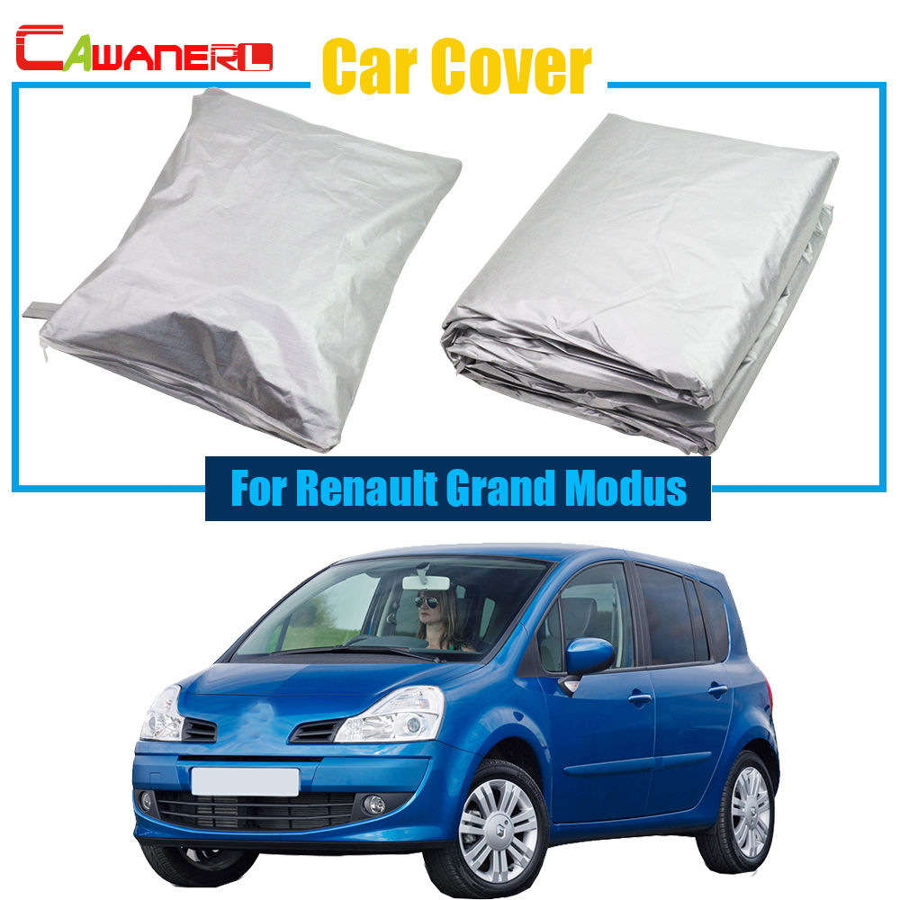 Cawanerl Car-Cover Sun-Protector Rain Snow Anti-Resistant UV New for Renault Grand-Modus