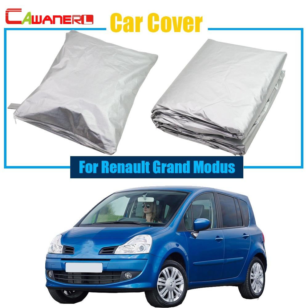 Cawanerl Car-Cover Sun-Protector Rain Snow Anti-Resistant UV New For Renault Grand-Modus