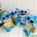 Los niños Juguete de Peluche interestelar stitch seis tipo muñeca de la felpa del cabrito del bebé juguetes de regalo de cumpleaños