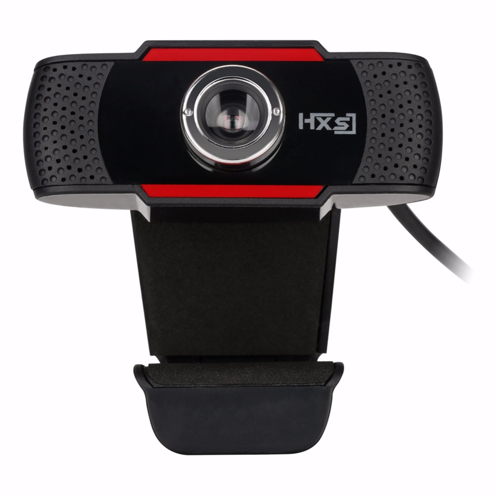 1 Set HD 12 Megapixels USB 2.0 Webcam Camera With MIC Clip-on For Computer PC Laptop High Quality