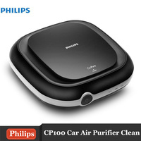Philips GoPure CP100 Airmax 12V Car Air Purifier Fresh Vehicle Ionic Oxygen Decoration Car Air Freshener Smoke Cleaner filter
