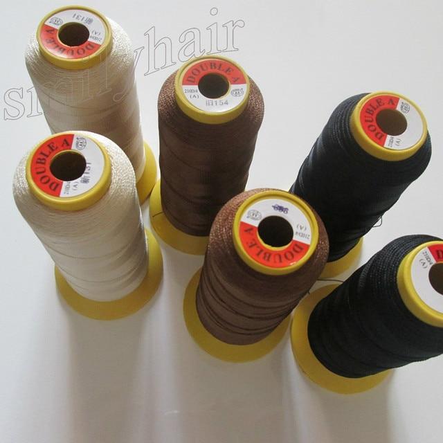 Free Shipping Thread Of Hair Weaving High Intensity Silk Thread Hair