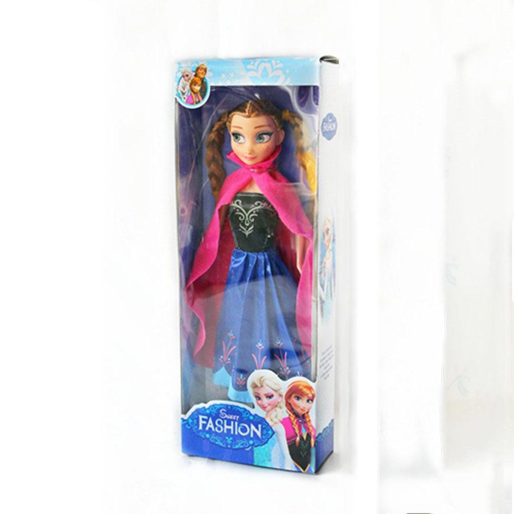 Princess Toys For Girls : Disney toys for kid original box frozen princess anna elsa