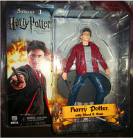 NECA Harry Potter and the Half Blood Prince 7 inch doll Action Figure Model S155