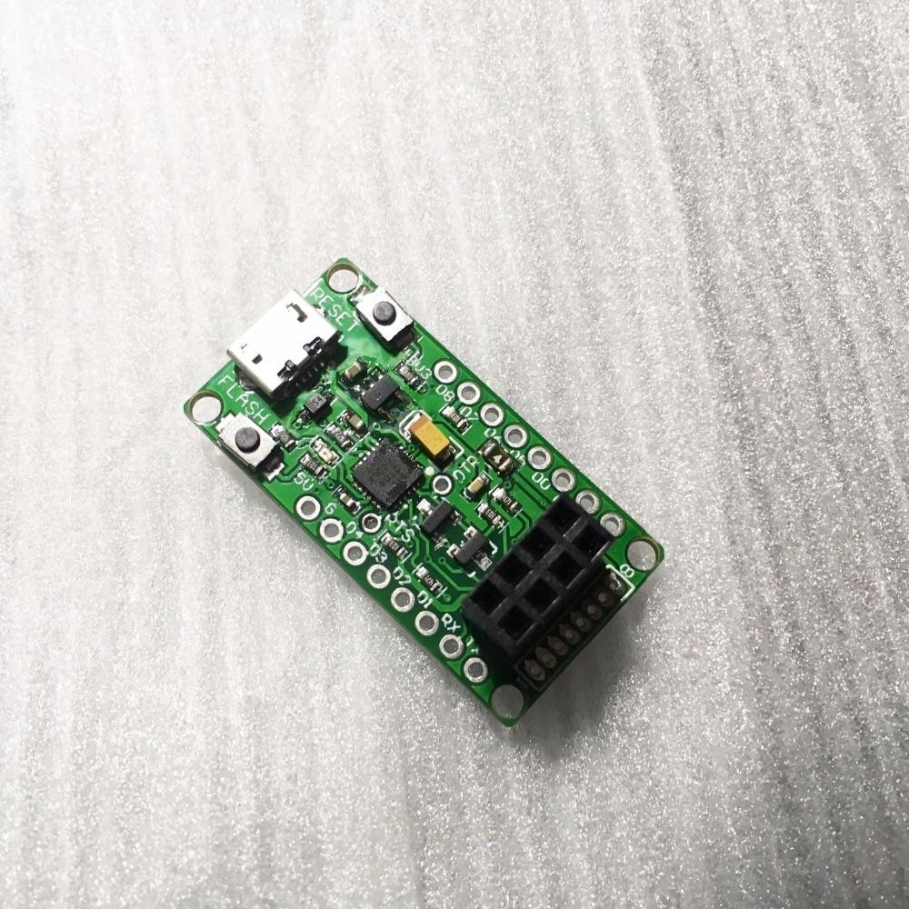 5pcs ESP8266 Flasher Rev4 CP2104 USB To UART  Converter Wireless Date Transmission Bluetooth Module