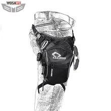 CUCYMA Motorcycle Leg Bag Motocross Drop Backpack Waterproof Outdoor Sports Travel MOTO Racing for Cell Phone Wallet Stuff