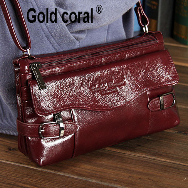 2015 Genuine leather small messenger bags for women ladies shoulder bags new handbags female cowhide shopping packs