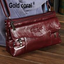Skórzane małe torby typu crossbody dla kobiet torebki damskie na ramię torebki damskie torebki damskie ze skóry wołowej
