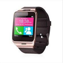 2017 aplus gv18 smart watch phone gsm nfc câmera relógio de pulso sim card u8 smartwatch para samsung android telefone pk gt08 m26 DZ09