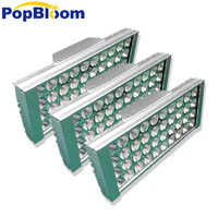 PopBloom Dimmable programmable water plant grow 6500k Aquarium Chihiros LED Lid Light Lamp For Fish Plant tank FI3SP3