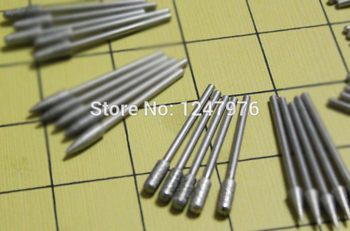 Free shipping Good Quality Diamond Burs for low speed handpiece type 2 цена 2017
