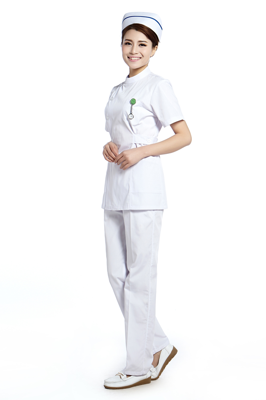 2017 Vestido De Uniforme Da Enfermeira Do Hospital Uniforme