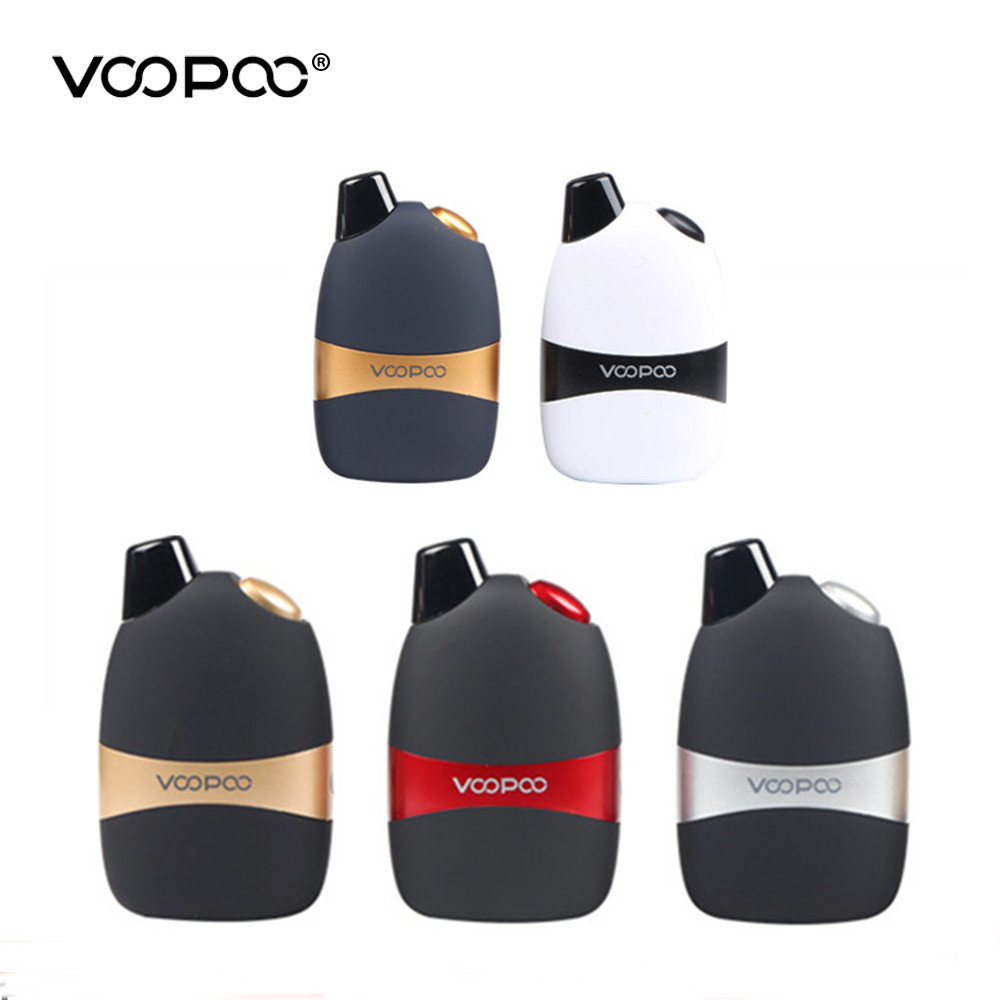 Original VOOPOO PANDA Kit 5ml Pod 1100mah Built in Electronic Cigarette Vape Kit Vaporizer Mini Pod Kit VOOPOO Vape Set E Cig