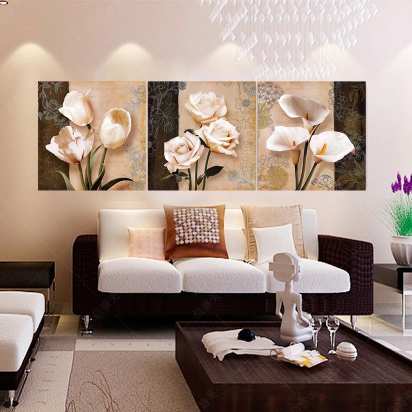 Pinturas modernas para salon stunning amazing gallery of - Pinturas para salones ...