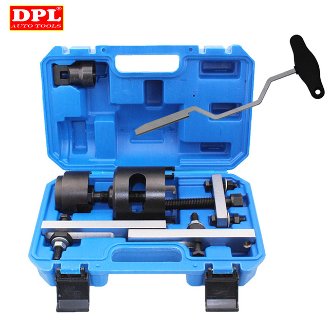 US $73 15 5% OFF|Double Clutch Transmission Tool VAG VW AUDI 7 Speed DSG  Clutch Installer Remover T10373 T10376 T10323 T10407 Assembly Lever Tool-in
