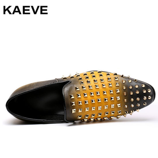 2017 New Men Loafer Chain Pearl Shoes Causal Slip On Flat Driving Loafer For Men Gentleman Black/ Crocodile Leather Men Shoes branded men s penny loafes casual men s full grain leather emboss crocodile boat shoes slip on breathable moccasin driving shoes
