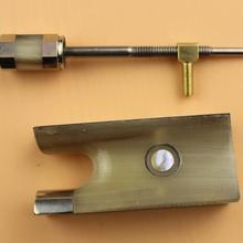 1 комплект скрипки лук лягушка. 4/4-3/4 Размер рога лягушка. Скрипки лук аксессуары