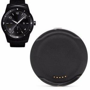 Image 5 - 1 Bộ Cho LG G Watch Urbane W150 R W110 Sạc Dock Sạc Kiêm Giá Đỡ Adapter Cáp USB Nhỏ Gọn Và Di Động design M25