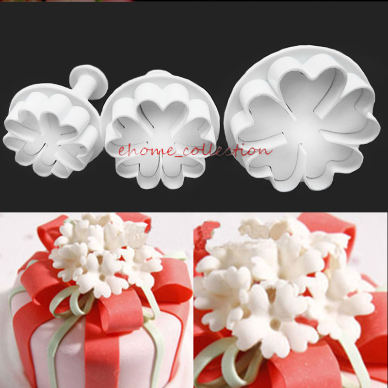 Detail Feedback Questions About 3 Pieces Heart Flowers Shape Plunger