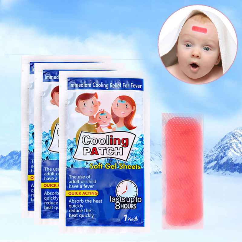 Aliexpress.com : Buy 3pcs/lot Baby Cooling Gel Ice Paste ...