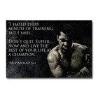 Muhammed Ali Boxer C...