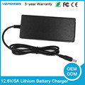 12.6V 5A 3 Cell Lithium Lipo Battery Charger For Li-ion Battery Pack