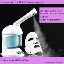 Hot nano vaporizador facial Whitening Skin vapor de ozono facial Spa Device Skin Moisturizer Ozone Facial Steamer Mist Fogger