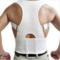 Las mujeres Cinturón de Soporte Lumbar Ajustable Faja Corsé Corrector de Postura Hombro Corrector de Refuerzo y Apoyo para el Cuidado de La Salud